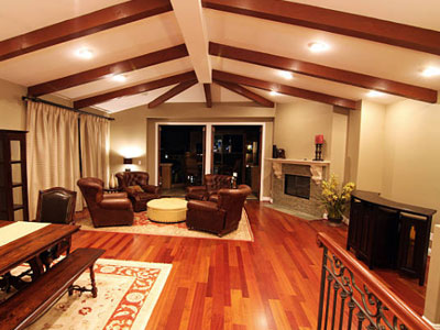 Interior Ceiling Beams Moulding Los Angeles For Your